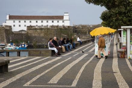 Ponta Delgada, marine and the military museum