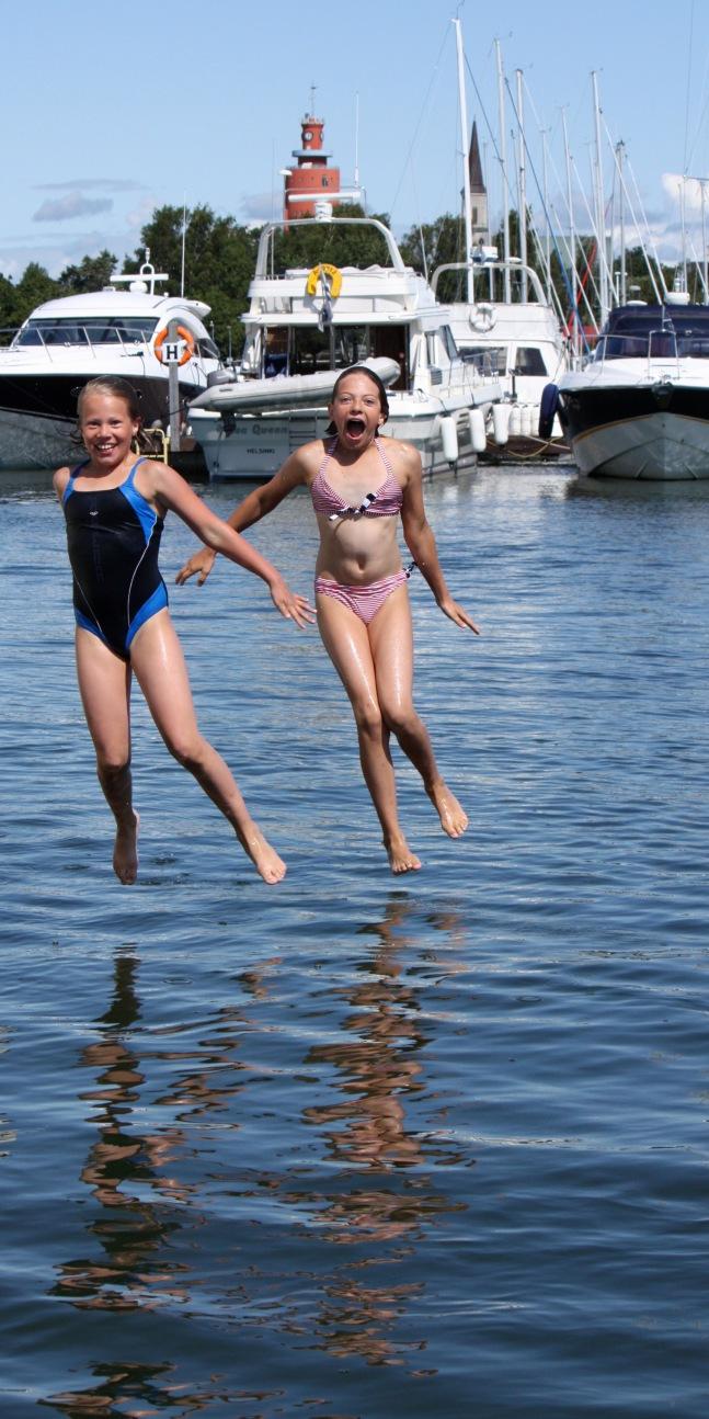 Tytöt Hanko 2009