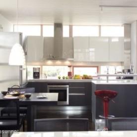 Bungalow keittiö