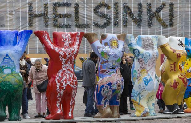 Bye, bye Helsinki