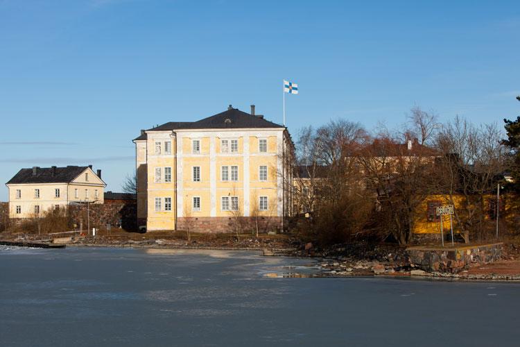 Mustasaari Suomenlinna
