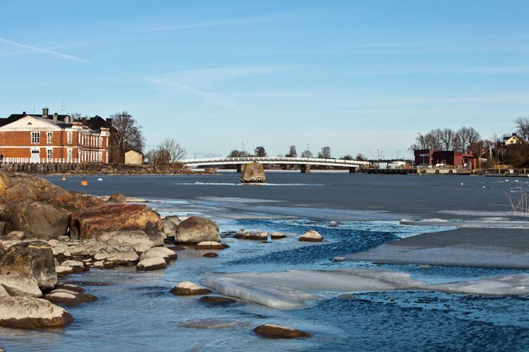 Pikku- ja Länsi-Mustasaari Suomenlinnassa