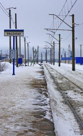 Paldiski rautatieasema Viro