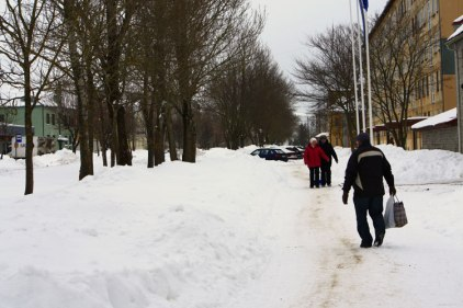 Pääkatu Paldiski Viro