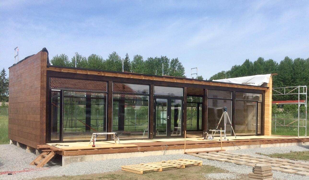 Glass House Arlanda