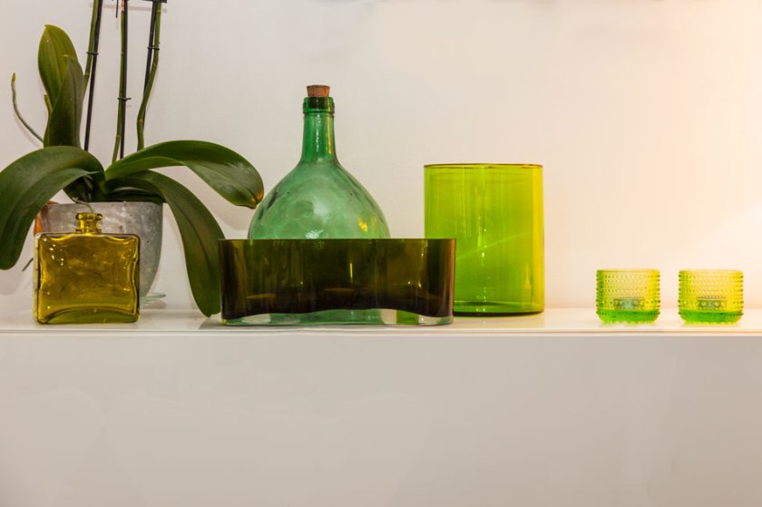 Vihreä väri sisustuksessa - MindyJBlog