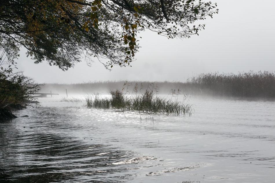 Lohjanjärvi mökkielämää