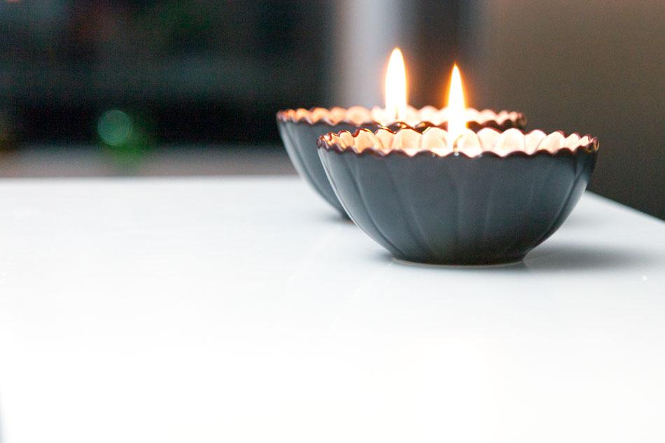Kynttilöiden valmistus, ohjeet jaselostuskuvat
