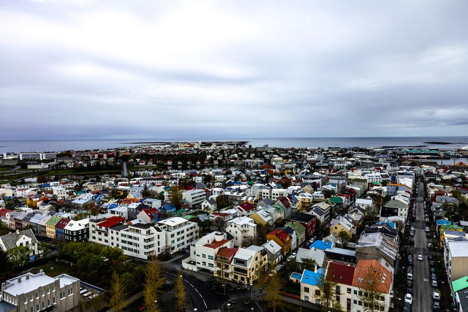 Reykjavik Islanti