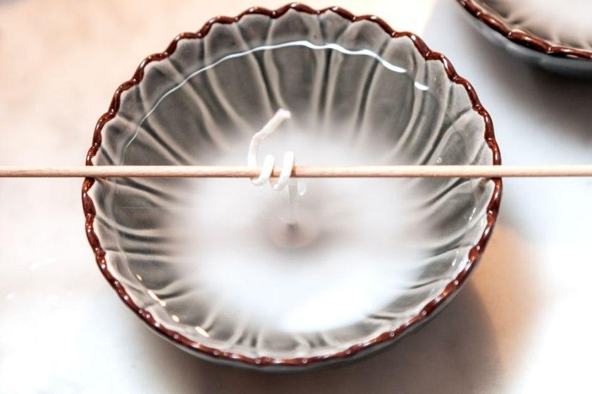 Kynttilöiden valmistus itse, sydänlanka valaminen