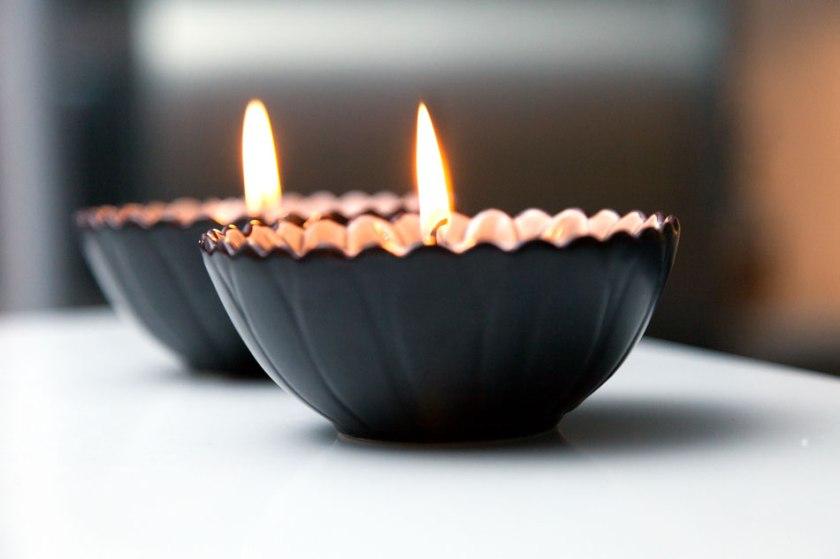 Kynttilöiden valmistus itse, parafiini steariini